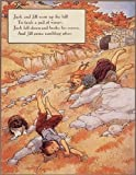 Jack and Jill - Poster by Mother Goose Collection (19 x 24)
