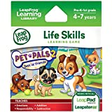 LeapFrog Explorer Game: Pet Pals 2 Best of Friends - Juego de mascotas para LeapPad y Leapster