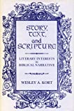 img - for Story, Text, and Scripture: Literary Interests in Biblical Narrative book / textbook / text book