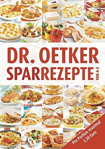 Image of Sparrezepte von A-Z