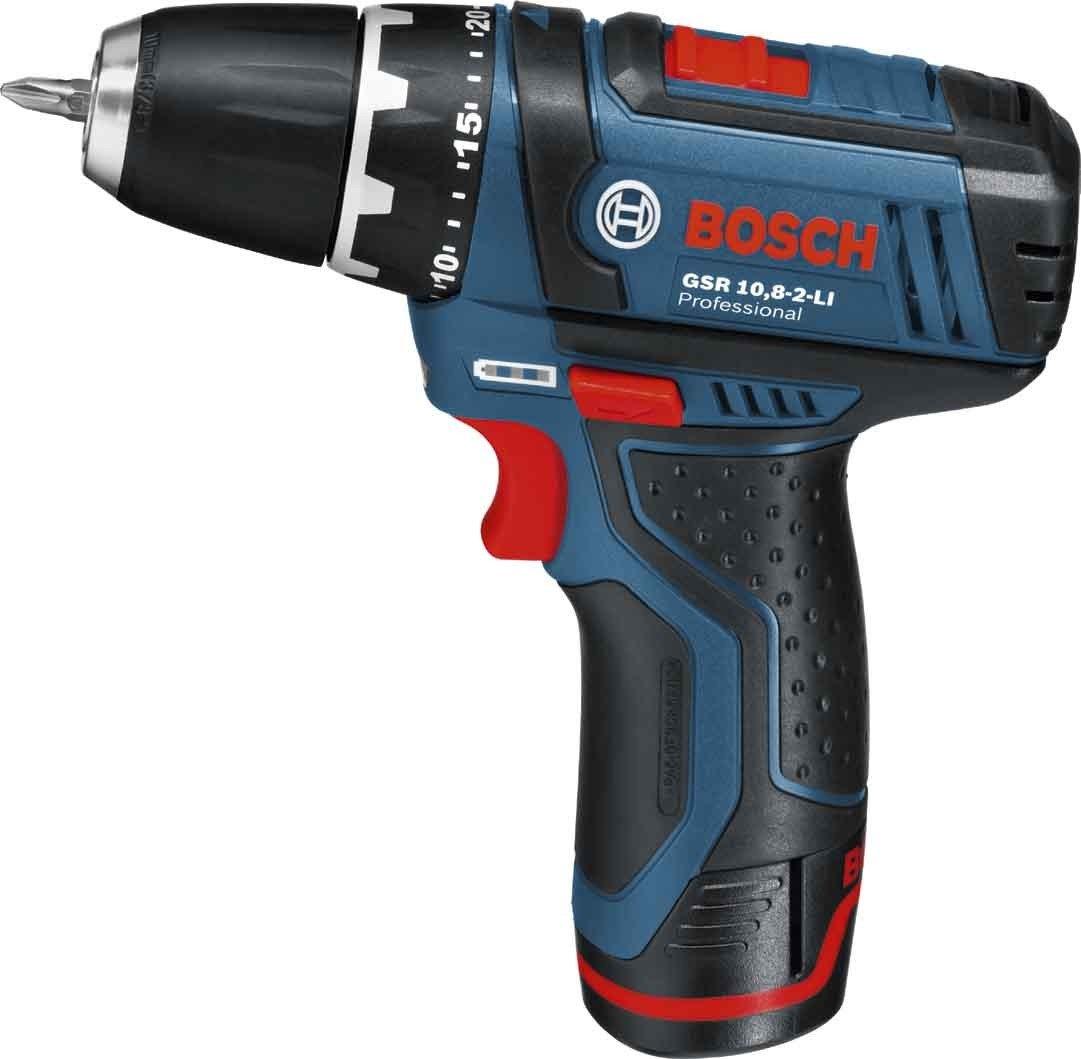 Bosch Gsr 10,82Li LBoxx 0601868102   Kundenbewertung und Beschreibung