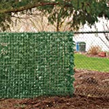 Faux Ivy Privacy Screen
