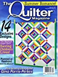 The Quilter Magazine [US] June - July 2013 (�P��)