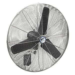 ventamatic ltd hvwm30 30 in wall mount fan