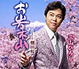 棚田桜-三山ひろし