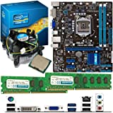 INTEL Core i5 3470 3.2Ghz, ASUS P8H61-MX USB3 & 16GB 1600Mhz DDR3 RAM Bundle