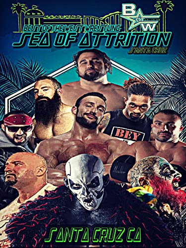 Best of the West Wrestling: Sea of Attrition
