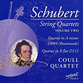 Schubert String Quartets Vol. 2