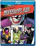 Necessary Evil: Villains of DC Comics [Blu-ray] (Bilingual)