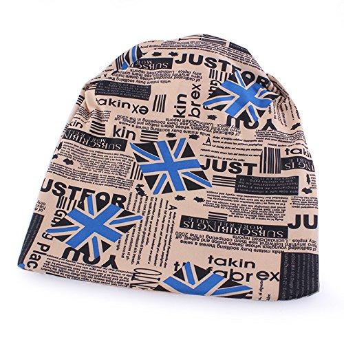 Dngy*Cappelli invernali Bambini Autunno Inverno maglione Knit Hat kit di marea e gli anziani nella madre pila cap Baotou bambino , blu