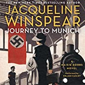 Journey to Munich: A Maisie Dobbs Novel | Jacqueline Winspear