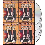 Pistol Petes Homework Basketball - 4 DVDs, by Pete Maravich