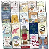 Agatha Raisin Series Collection M C Beaton 20 Books Set (1 to 20) (And Quiche of Death, the Vicious Vet, the Potted Gardner, Walkers of Dembley, Murderous Marriage, Terrible Tourist, Wellspring of Death, Wizard of Evesham, Witch of Wyckhadden, etc) M. C.