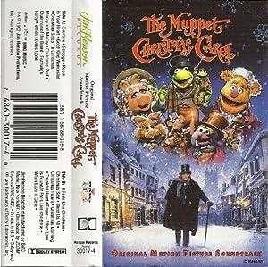 Muppet Christmas Carol Cassette Amazon Co Uk Music