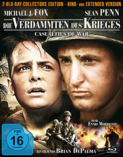 Die Verdammten des Krieges / Casualties of War - Extended Edition [Blu-ray]