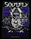 Patch - Soulfly - Enslaved