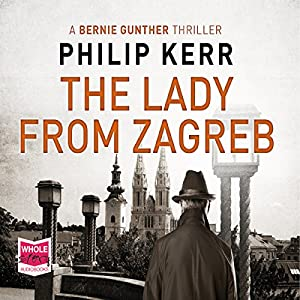 The Lady from Zagreb Hörbuch