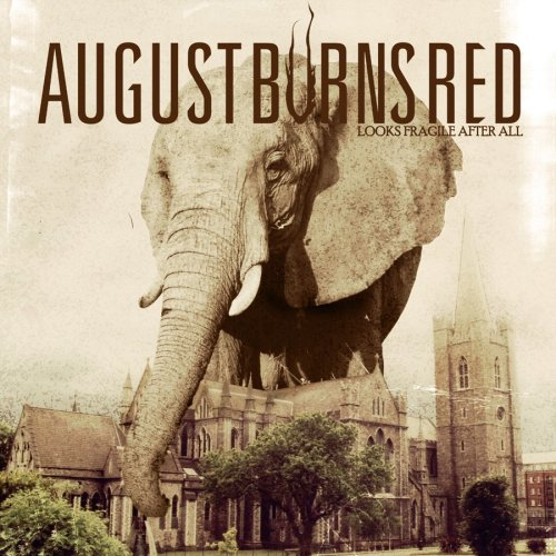 Original album cover of Looks Fragile After All by August Burns Red