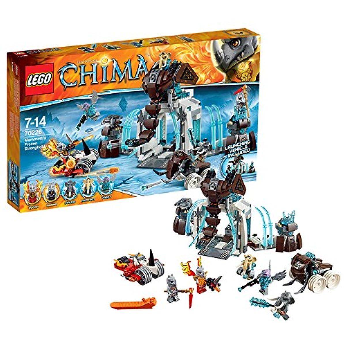 [해외] 레고 (LEGO) 찌마 맘모스족의 아이스 요새 70226-70226 (2015-06-05)