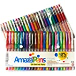 AmazaPens Gel Coloring Pens. Assorted...