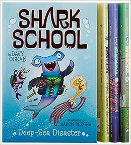 shark school deep sea disaster summary