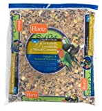 Hartz Bird Diet Food for Medium Birds, 5-Pound