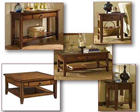 Aspen Furniture Coffee Table Set Cross Country ASIMR-910Set