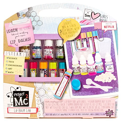 Project Mc2 Create Your Own Lip Balm Lab Kit (Makeup Making Kit compare prices)