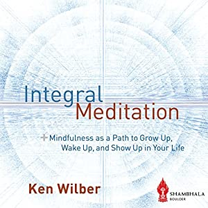 Integral Meditation Audiobook