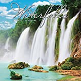 Waterfalls Wall Calendar by Graphique