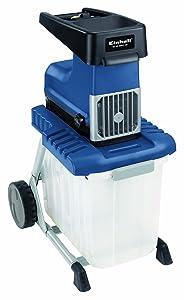 Einhell BGRS 2845/1 CB ElektroLeisehäcksler, 2800 Watt, max. Ø 45 mm Aststärke, inkl. 60l Fangbox  BaumarktKundenbewertung und Beschreibung