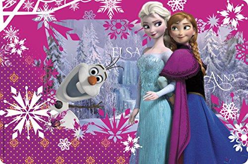 Zak Designs Disney's Frozen Placemat