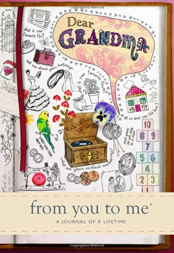 Dear Grandma (Journals of a Lifetime)