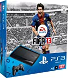 PlayStation 3 - Konsole Super Slim 12 GB (inkl. DualShock 3 Wireless Controller + FIFA 13)