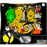 Disney Tim Burton's Nightmare Before Christmas Figurine Figure Set