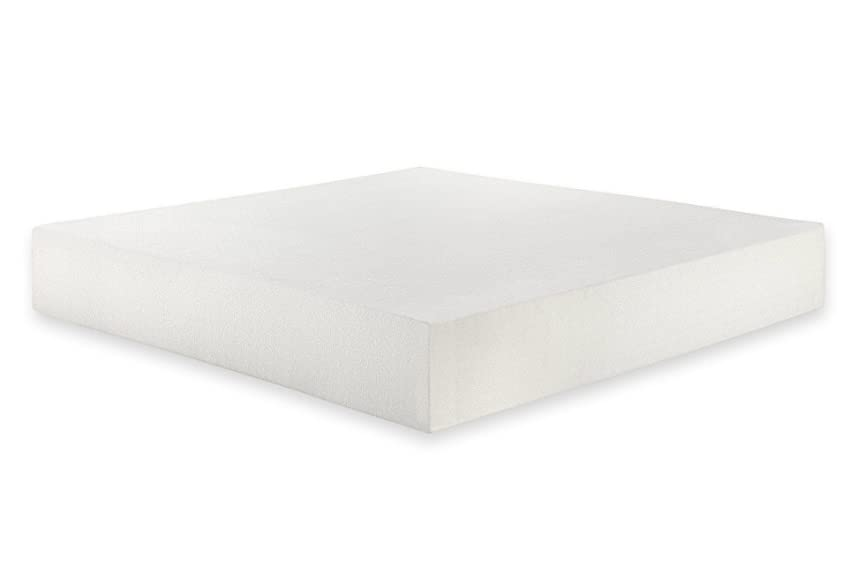 Signature Sleep 12-Inch Memory Foam Mattress, Twin