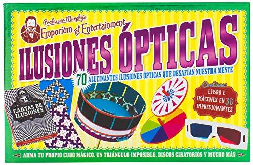 Ilusiones Ópticas (+ Juego) (Professor Murphy)