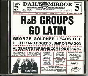 R&B Groups Go Latin