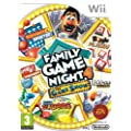 Hasbro Family Game Night 4: The Game Show Edition (Wii) [Importacin inglesa]