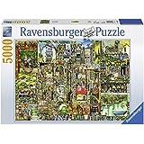 Ravensburger Puzzle 17430 - Skurrile Stadt, 5000-Teilig