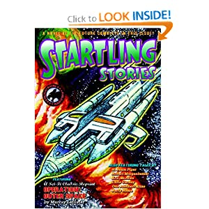 Startling Stories: Spring 2009 by Murray Leinster, K. G. McAbee and William Carney