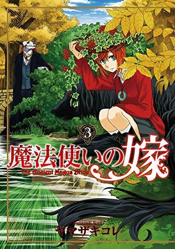 魔法使いの嫁 3 (コミックブレイド) [Kindle版]