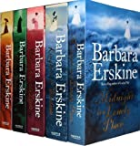 Barbara Erskine Barbara Erskine Collection 5 Books Set Pack RRP : 39.95 (Midnight is a Lonely Place, Kingdom of Shadows, Hiding From the Light, House of Echoes, Whispers in the Sand) (Barbara Erskine Collection)