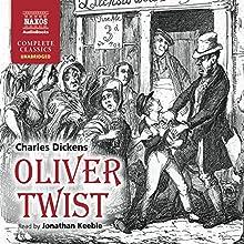 Oliver Twist | Livre audio Auteur(s) : Charles Dickens Narrateur(s) : Jonathan Keeble