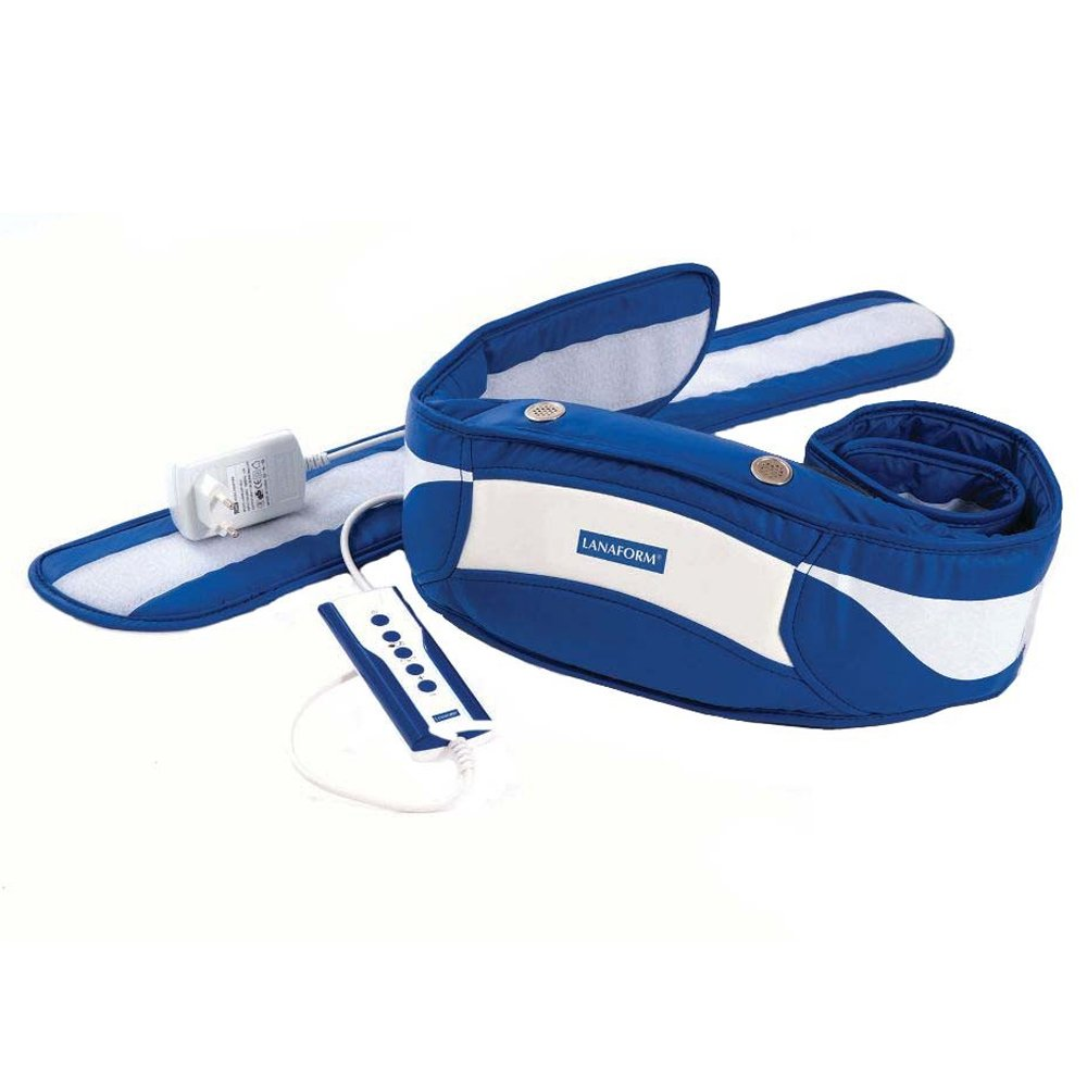 Elnia LA110219 - Masajeador eléctrico de abdomen por vibración