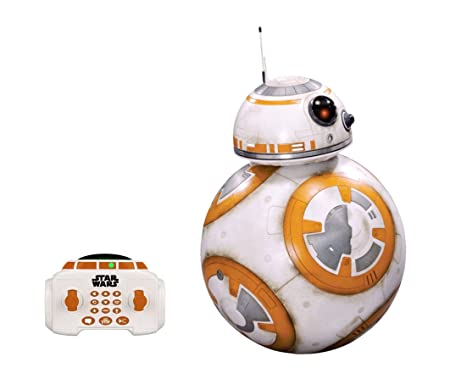 Star Wars - 7932 - Bb8 - Robot Droid Interactif - U Command - 44 Cm
