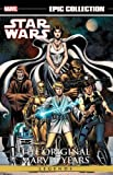 img - for Star Wars Legends Epic Collection: The Original Marvel Years Vol. 1 (Star Wars Ledends Epic Collection) book / textbook / text book