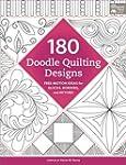 180 Doodle Quilting Designs: Free-Mot...