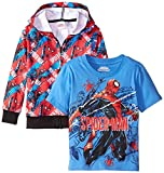 Marvel Boys' Spiderman Fleece Pack