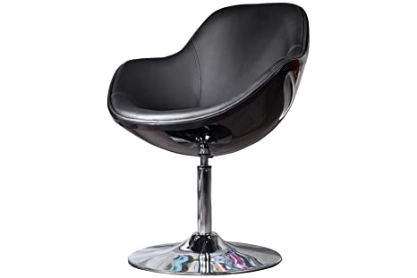 Cocktal Lounge Sessel Speedchair schwarz